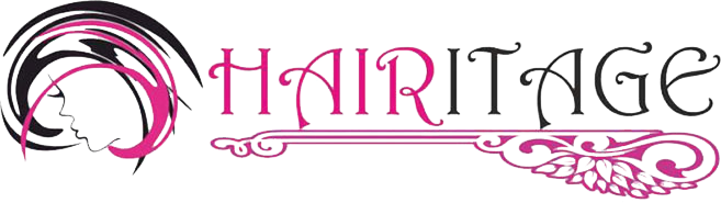 Hairitage Hair Salon Logo